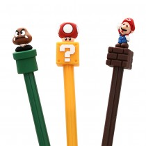 Caneta Gel SUPER MARIO BROS